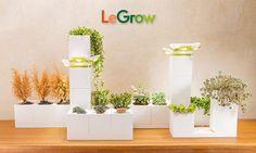 LeGrow - The Smart Indoor Garden For Any Space by LeGrow — Kickstarter