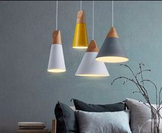 Aliexpress.com : Buy 2016 Modern Natural Wooden Pendant Lights Wooden Lamp Light Creative Pastoral Style for Coffee shop Bar Office Deoration from Reliable light flash light suppliers on Shenzhen M-Home Co. Ltd  | Alibaba Group