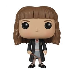 Coleciona Brinquedos - Harry Potter Pop! - Hermione Granger