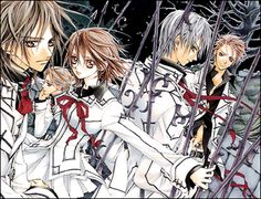 Vampire Knight *watching this at the moment so GOOD OMG X)