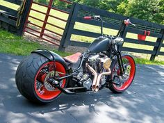 Harley Chopper - BPST13