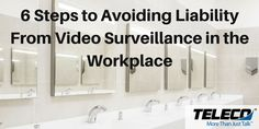 There are some areas you obviously should NOT use video surveillance in the workplace. But are you following ALL the guidelines that you should be following? http://www.insidecounsel.com/2015/05/19/6-steps-to-avoiding-liability-from-video-surveilla