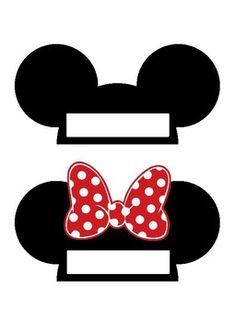 Editable Mickey & Minnie Mouse Name Labels for Cubbies, Desks, Hooks, and more! Mickey Mouse Classroom, Mickey Mouse Crafts, Disney Classroom, Mickey Mouse Clubhouse, Mickey Minnie Mouse, Classroom Themes, Disney Diy, Disney Crafts, Cubby Tags