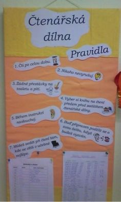 Výsledek obrázku pro čtenářská dílna Ways Of Learning, Classroom Projects, Classroom Management, Alphabet, Language, Study, Teacher, Education, Reading