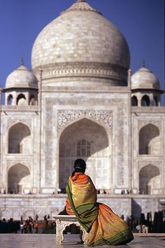 Taj Mahal, awesome beauty
