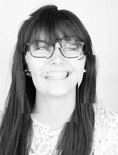 Sections portrait #photography #girl #blackandwhite #smile #portrait