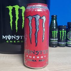 A new Video is online! Link in my Bio!  Monster Ultra Red From the USA  473ml SKU: 1014 Caffeine: 140mg/Can Raiting from 0-10: 8 Drink it again?: Maybe the Ultras are not the best :) For more Posts like this please leave a like and checkout my YouTube Channel! Link is in my Bio:) Tags: #greenenergy #energydrink #energy #monster #cancollector #sammeln #sammlung #collect #collection #monsterenergy #power #taurine #koffein #caffeine #ginseng #guarana #guava #nicedrinks #nicedrink…