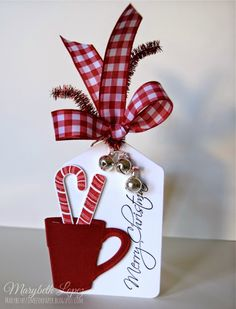 November 13, 2014 In My Creative Opinion: 25 Days of Christmas Tags - Day 11