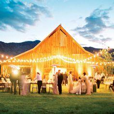 Rustic outdoor wedding. #Tahoe #wedding #rustic