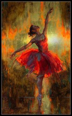 View original oil paintings by Daniel Gerhartz, a living master of American painting. Ballerina Painting, Ballerina Art, Ballet Art, Ballet Dance, Ballerina Photography, Dance Paintings, Oil Paintings, Figure Painting, Painting Art