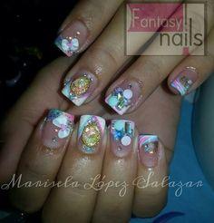 Marisela lopez salazar Fantasy nails