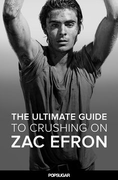 Can you believe Zac Efron has been in the celebrity spotlight for more than a decade? Let's relive every single hot moment together.