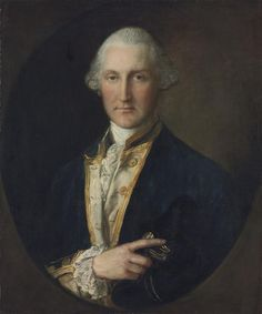 Lord William Campbell by Thomas Gainsborough - Lord William Campbell (ca. 1731 – 1778) was from a Scottish family loyal to the British Crown. His father was John Campbell, 4th Duke of Argyll. In June 1775, at the outbreak of the American Revolutionary War, Campbell became the last British Governor of South Carolina, a position for which he had lobbied hard, because his wife was from South Carolina.