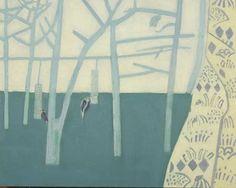 Tom Hammick /   Kitchen Window Study / 2004 / oil on canvas