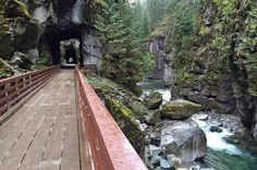 One of the coolest sites immediately outside of Hope is the Othello Tunnels - a series of abandoned tunnels and bridges originally built in 1914 for the Kettle Valley Railway, but are now a part of Coquihalla Canyon Provincial Park and are open to the public to explore.