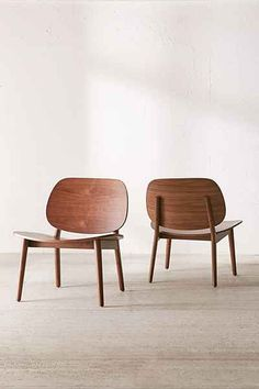 Menlow Lounge Chair Set - Urban Outfitters