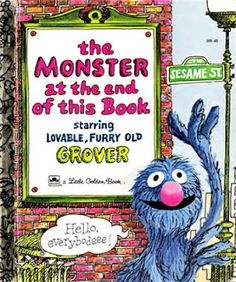 The Monster at the End of This Book: Questions, Activities, and more...  Video version of the story with highlighted text!