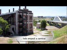 Museo nacional de la energía. Restauración realizada por CYM Yañez.
