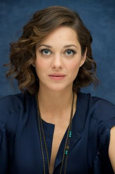 Marion Cotillard | Nine Press Conference - marion-cotillard Photo