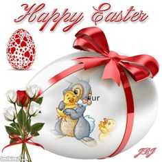 Christmas And New Year, All Things Christmas, Christmas Bulbs, Happy Easter, Easter Bunny, Easter Eggs, Easter Wallpaper, Just Magic, Happy Friendship Day