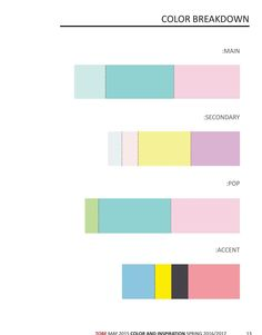 #ClippedOnIssuu from TOBE REPORT Color Inspiration