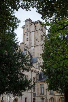 Le palais des ducs de Bourgogne