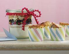 Cashew-Smarties-Muffins - Rezeptdatenbank - Swissmilk