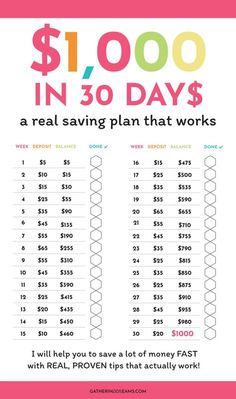 Check out this free money saving challenge! Try this savings plan printa. - Check out this free money saving challenge! Try this savings plan printable, to help you sa - Savings Challenge, Money Saving Challenge, Money Saving Tips, Money Tips, Money Budget, Managing Money, Money Hacks, The Plan, How To Plan