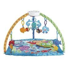 """Fisher Price - Gimnasio Oceano - Juguetes de Bebé - Gimnasios y Mantas de Actividades - Babies""""R""""Us"""