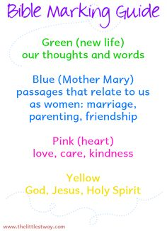 Image from http://www.thelittlestway.com/wp-content/uploads/2014/12/Bible-Marking-Guide.png.
