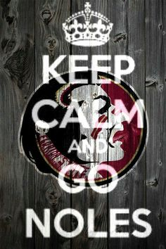 FSU gotta win that National Championship!!!