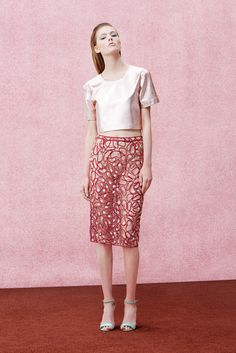 Alexander Lewis Resort 2015 - Collection - Gallery - Style.com