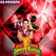 Jason Lee Scott, Forever Red, Go Go Power Rangers, Mighty Morphin Power Rangers, Victorious, Disney, The Past, Geek, Fan Art