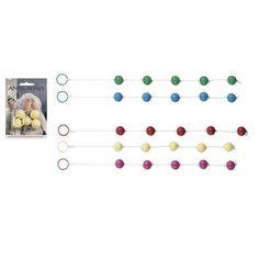 ANAL BEADS GRANDES. Con estas cinco bolas chinas anales de plástico especial, comenzarás a descubrir los placeres del sexo anal. Su tamaño es de 2,2 cm. de diámetro. http://www.sexfrodisia.com/bolas-y-huevos/4475-anal-beads-grandes.html