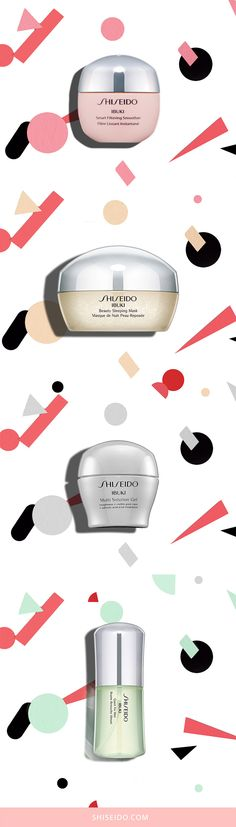 Everything you need for the perfect selfie is right here. No filter necessary, just flawless #skin with #Shiseido's IBUKI line. #skincare #beauty #beautytips #skincareroutine #JapaneseSkincare #beautyhowto