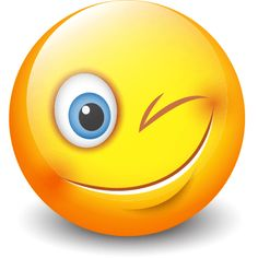 Send a smile and wink to a friend with this eye-catching emoticon. Funny Emoji, Cute Emoji, Emoticon Love, Emoji Board, Emoji Images, Smiley Emoji, Funny Pictures, Funny Pics, Lol