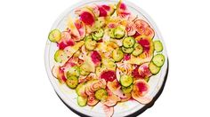Crunchy Salty Lemony Salad Recipe | Bon Appetit