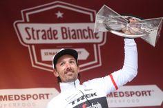 Fabian Cancellara (Suiza 18-03-1981) Strade Bianche 2016 (Italia, 5 Marzo 2016)