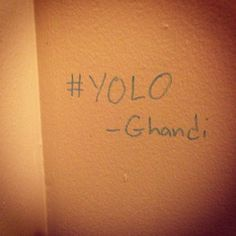 When people peeing were reminded of this inspiring quote: | 18 Times Bathroom Graffiti Was So Bad It Was Almost Good