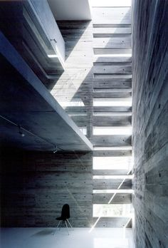 Archello - Elements of architecture: the wall - example photo by Furumoto Architect Associates