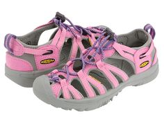 Keen Kids Whisper (Little Kid/Big Kid) Wild Orchid - Zappos.com Free Shipping BOTH Ways Why do the kids always get the coolest colors and designs? http://www.zappos.com/keen-kids-whisper-little-kid-big-kid-wild-orchid