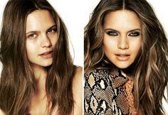 O trio cabelão ondulado + olho esfumado + blush marcado reina no topo das preferências de beleza da mulherada. Aprenda a fazer em tempo recorde!