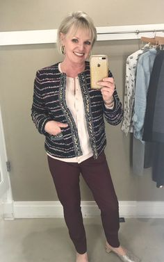 Dressing Room Diaries: Talbots Trunk Show