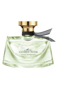 3791097372f BVLGARI  Mon Jasmin Noir L Eau Exquise  Eau de Toilette Vidros De Perfume