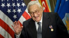 © Getty Images The Former Secretary of State has met with Trump on numerous occasions Kissinger declined to endorse during the 2016 presidential race But now tells CBS that Trump could be a 'very c…