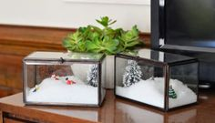 Tons of Inexpensive & Sweet Holiday Decorating Ideas