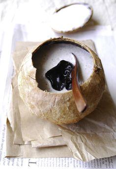 Wild-Mushroom-Chowder ~ ~ ~ http://www.botanicalcuisinerecipes.com/2012/05/wild-mushroom-chowder.html?cat=soups#