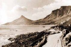 Vintage Historical Cape Town photos - old pictures of Cape Town Vintage Photographs, Vintage Photos, African History, The Good Old Days, Old Pictures, Cape Town, Live, South Africa, Beautiful Places