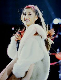 Ariana Grande performing at Wango Tango ♡ | @heyitsgrell
