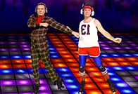Stephen Colbert Daft Punks us anyway with a star-studded 'Get Lucky' dance party -- VIDEO